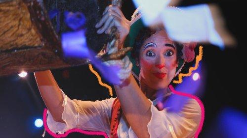 13ª edição de festival circense acontece on-line e gratuitamente