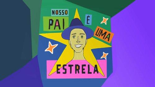 Paulo Gustavo vira estrela em livro dedicado aos filhos