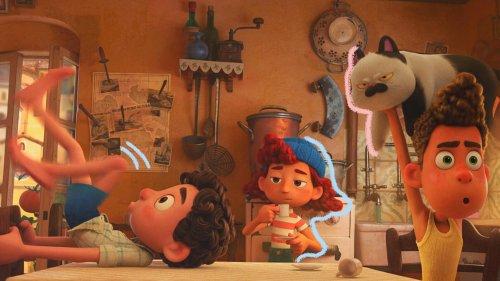 Luca, novo filme da Pixar, celebra a amizade e as diferenças
