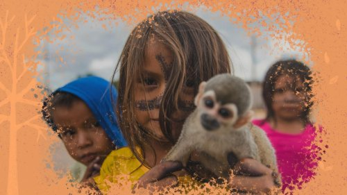 As infâncias indígenas sob ameaça do garimpo ilegal na Amazônia