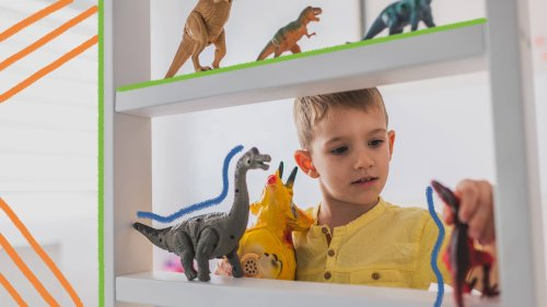 Por que os dinossauros continuam a fascinar gerações de crianças?