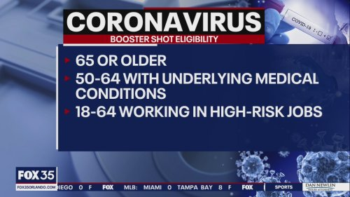 CVS begins administering COVID booster shots: Check eligibility