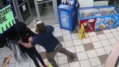 Marine Corps veteran stops armed robbery in Yuma, Arizona