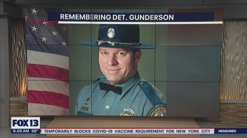 Washington State Patrol trooper dies after contracting COVID-19 while on duty