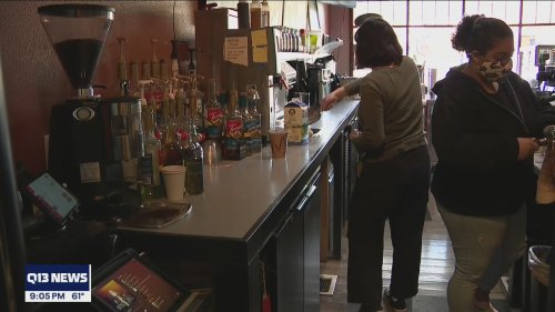 Coffee shop owner pleads with customers to stop harassing staff over vaccine mandate