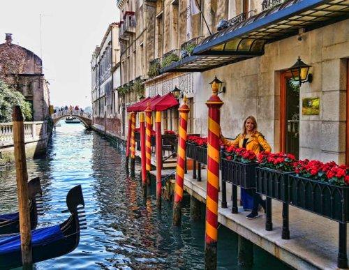 The Baglioni Hotel Luna - Oldest Hotel in Venice