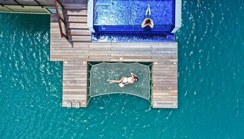 THE BEST CARIBBEAN OVERWATER BUNGALOWS