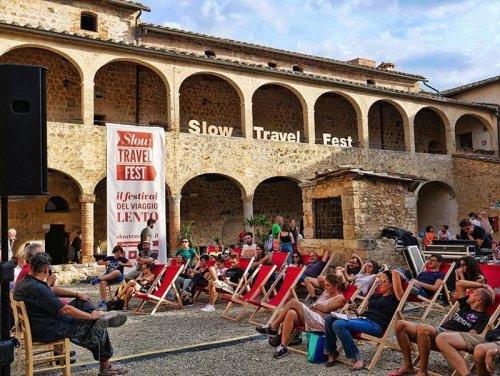 Slow Travel Around Historic Via Francigena, Tuscany