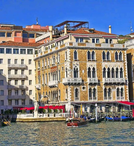 De Pisis Venice - Dining with a Great View on the Grand Canal