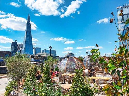 London Al Fresco Dining | Best London Outdoor Restaurants [2021]