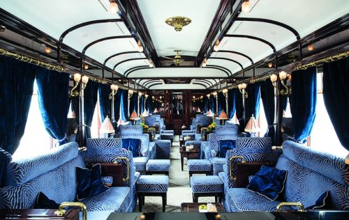 The 15 Most Luxurious Trains in the World