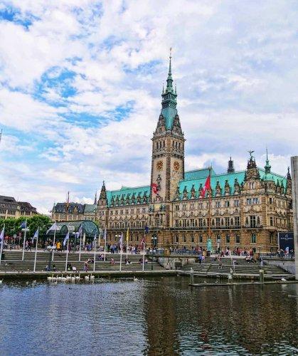 48 Hours in Hamburg Itinerary