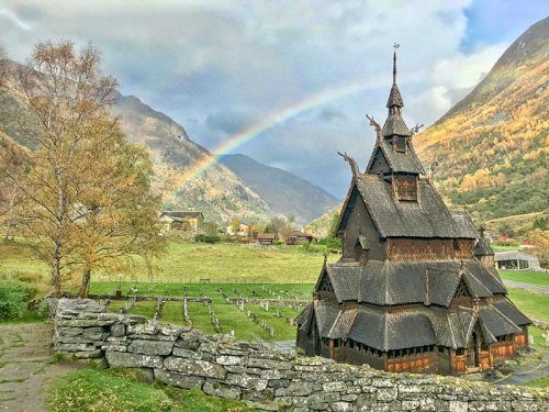 THE MOST BEAUTIFUL CHURCHES IN THE WORLD