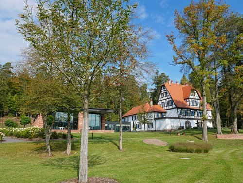 Chateau Hochberg & Villa Rene Lalique, Alsace, France