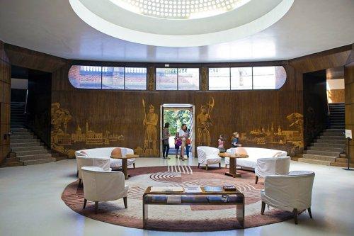 Eltham Palace - Art Deco delight!
