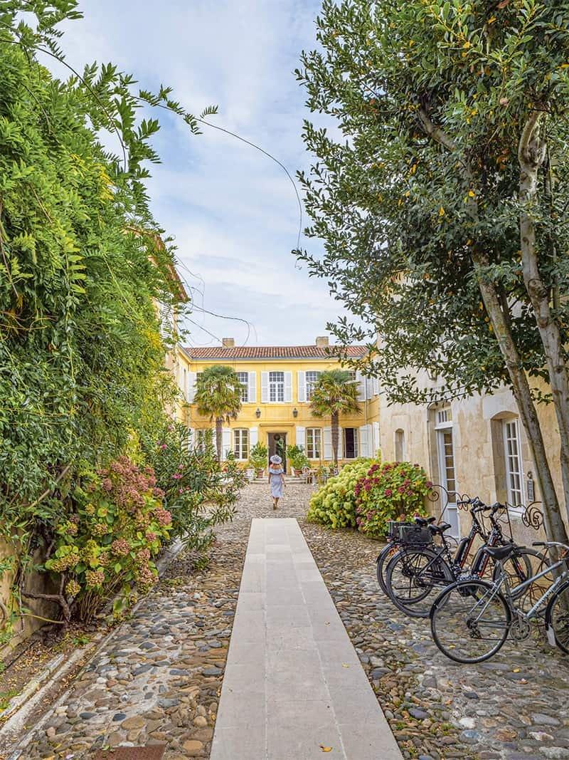 A Luxury Ile de Ré Hotel: Review of La Baronnie Hotel & Spa