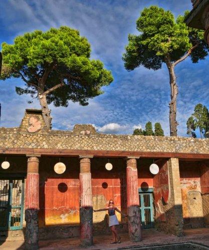 Visiting Herculaneum, Italy – 9 Fascinating Herculaneum Sights