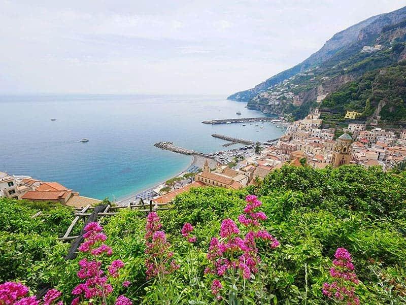 7 MOST BEAUTIFUL AMALFI COAST TOWNS
