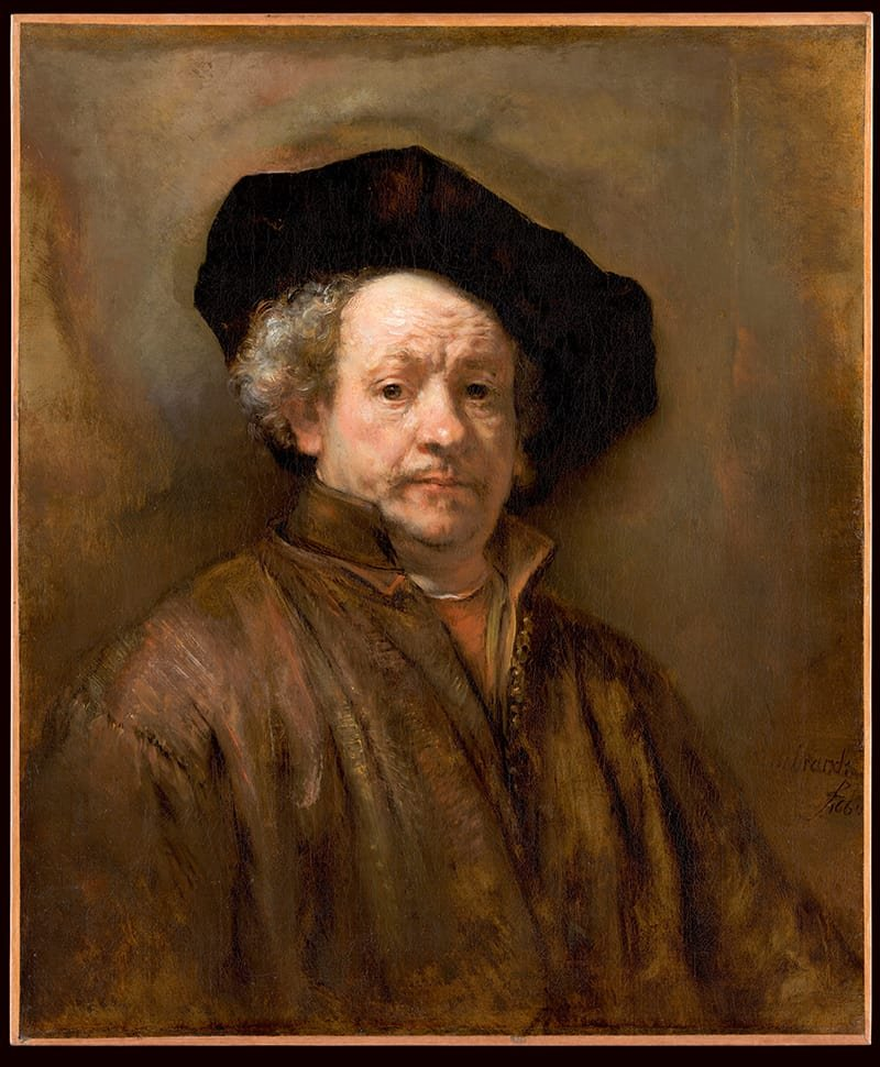 THE MOST FAMOUS PAINTERS IN THE WORLD
