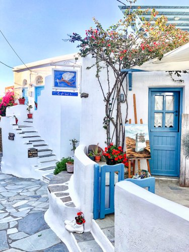 THE MOST BEAUTIFUL ISLANDS IN GREECE