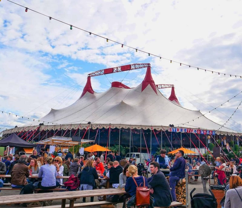 Where to Eat in Zurich & Street Food Festival Zurich Review