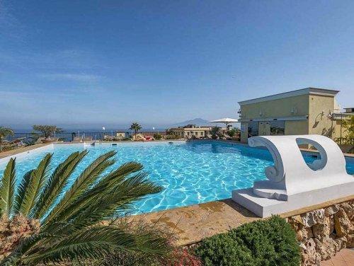 Grand Hotel La Favorita, Sorrento - A Luxury Amalfi Coast Haven