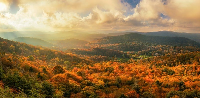 Photo of 16 Best Fall Vacations in the US [2021]