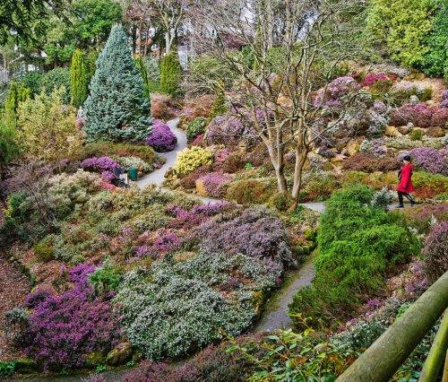 Compton Acres: Award Winning English Gardens in Dorset
