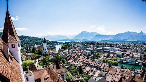 MOST SCENIC PLACES IN SWITZERLAND