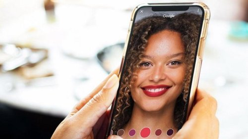Using Augmented reality, Google now lets you try thousands of make up products before buying