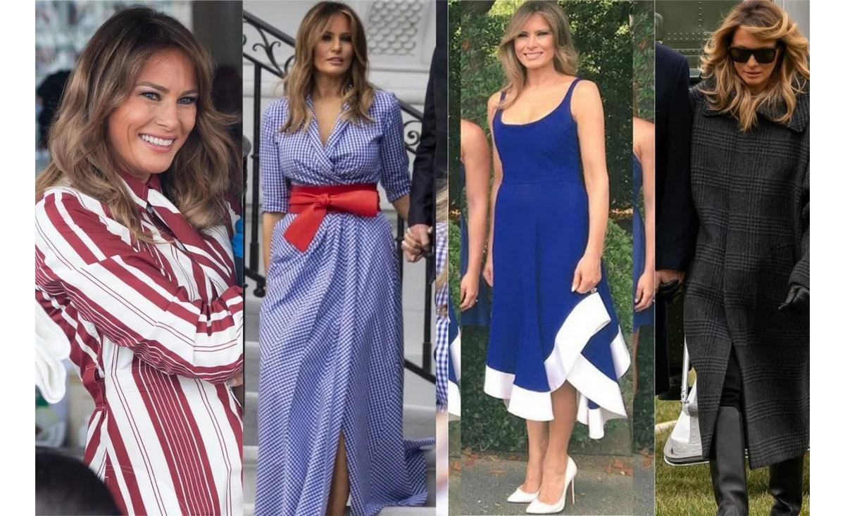 From being compared to Hannibal Lector to tastelessly wearing a $2,000 dress to a Ghanaian hospital – Here are Melania Trump's 5 biggest fashion fails during husband Donald Trump's US presidency