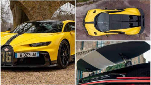A yearly oil change costs $25,000 whereas an engine tuning costs $28,500. These are the mind-boggling costs of owning a $3.3 million Bugatti Chiron Pur Sport. The wiper blades cost $3,800.
