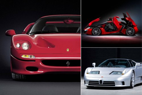 Here are 10 supercars that were the biggest flops in automotive history – Ever Ferrari and Bugatti messed up big time.