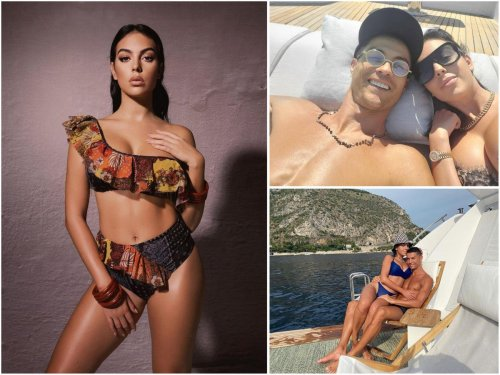 Not just in football but Cristiano Ronaldo has exceptional skills in pampering his lady love as well. He dons Georgina Rodriguez head to toe in Chanel and Prada and even gives a monthly allowance of $110k.