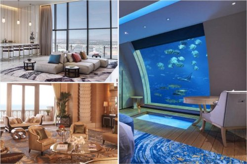 From Singapore to Las Vegas – These are the lavish suites where the high rollers stay in