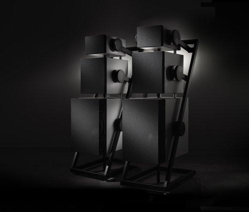 Meet the Goldmund Logos Anatta, a speaker system that costs more than a Ferrari : Luxurylaunches