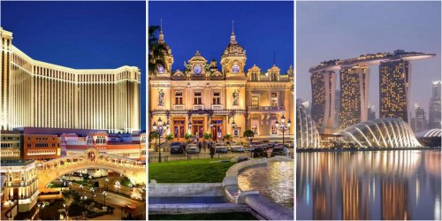 With unending, larger-than-life halls, ornate interiors, and bustling milieus, these are the most beautiful gaming resorts in the world