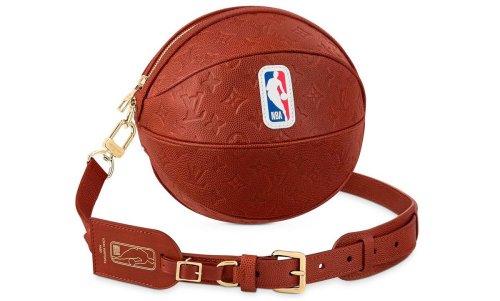Louis Vuitton's new $4,500 handbag looks like a basketball