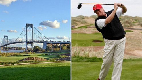 After losing out on the Bronx golf club, the picturesque skating rinks, and carousel in Central Park. Donald Trump's company has lashed out at New York City by suing it for millions for wrongful termination of contracts.