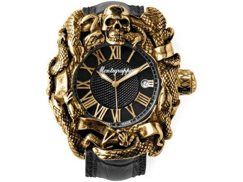 Montegrappa and Sylvester Stallone unveil Chaos Automatic Analogue Wristwatch : Luxurylaunches
