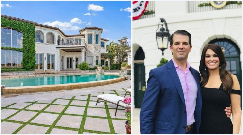 After bidding adieu to New York for good, Donald Trump Jr and Kimberly Guilfoyle have joined the rest of the family in Florida by getting a gorgeous mansion for just $9.7 million.