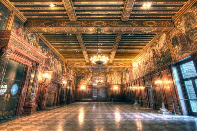 The Boston Public Library will soon become the yoga studio of your dreams : Luxurylaunches