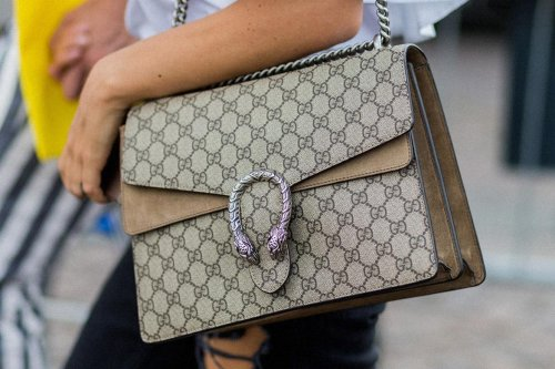 On the gaming platform Robolox, a Gucci bag was sold for $4,000 which was more than its actual price