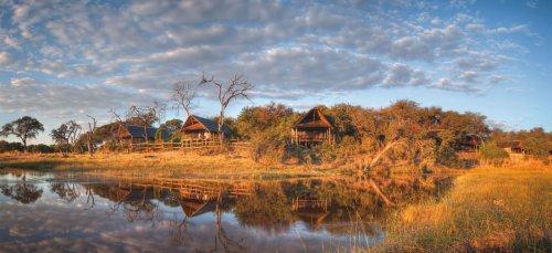 Take a safari through Botswana with Belmond, and Alexander McCall Smith