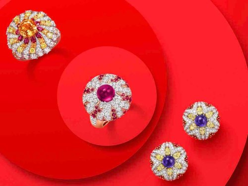 Have a look at Harry Winston's new high jewelry collection titled 'Winston with Love'