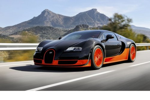 The world's most expensive driving tour gives you a chance to drive a Bugatti Veyron
