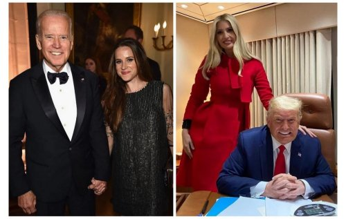 The humble Ashley Biden takes on Ivanka Trump: how America's new first daughter is way different than Donald Trump's blonde bombshell