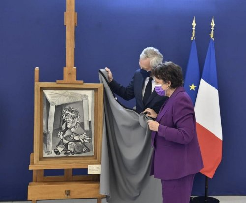 Picasso's daughter's inheritance tax bills were so high that she had to settle them by donating six of her father's paintings to the French government.