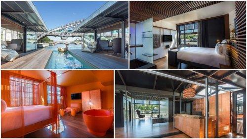 Inside Paris' new floating hotel: the Off Paris Seine : Luxurylaunches