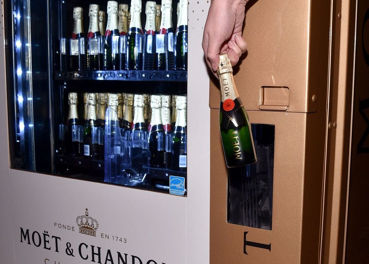 These are the most luxurious vending machines in the world